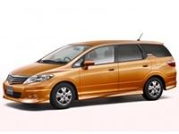 Коврики EVA Honda Airwave (правый руль) 2005 - 2010