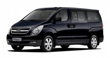 Коврики EVA Hyundai Grand  Starex II 2007 - 2018 (11 мест/8мест без последнего ряда)