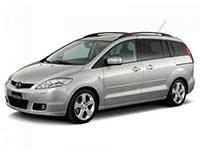 Коврики EVA Mazda 5 (CR) 2005 - 2010