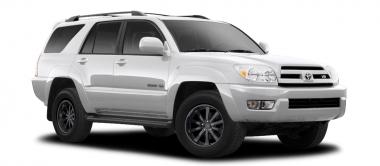 Коврики EVA Toyota 4Runner IV 2003 - 2009