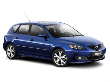 Коврики EVA Mazda 3 (BK) 2003 - 2009 (хэчбек)