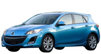 Коврики EVA Mazda 3 (BL) 2009 - 2013 (хэчбек)