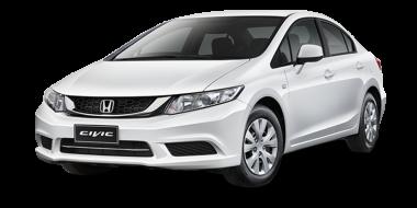 Коврики EVA Honda Civic IX (седан) 2012 - 2016