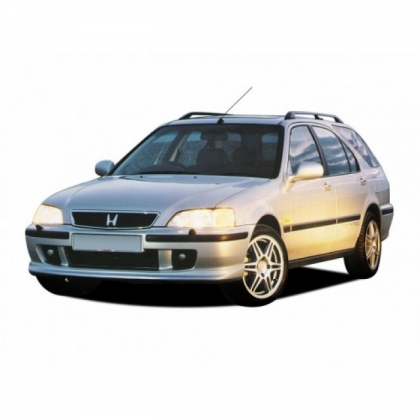 Коврики EVA Honda Civic VI Aerodeck 1990 - 2000