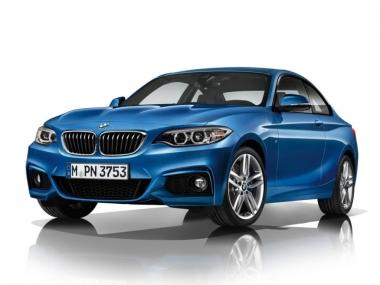Коврики EVA BMW 2 серия (F22) 2010-2020 (купе)